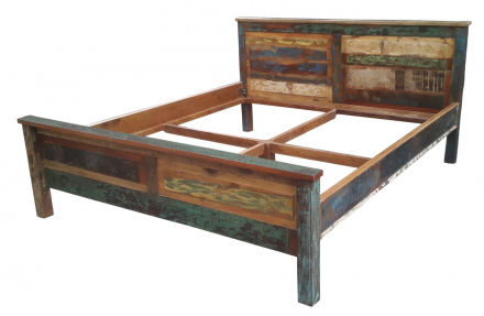 SIT RIVERBOAT Bett 190 X 220 cm | 09100-98