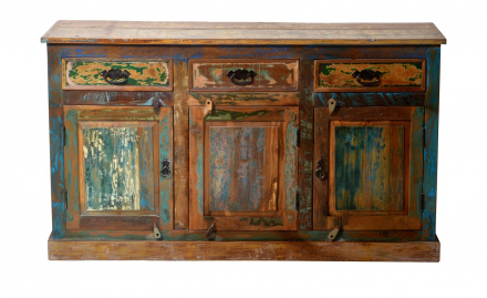 SIT Möbel RIVERBOAT Sideboard 140 x 40 cm | 09103-98