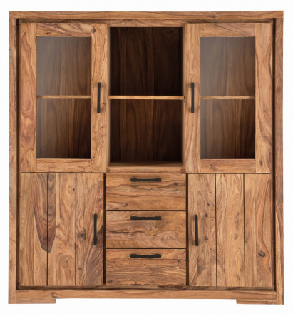 SIT Möbel SANAM Highboard 140 x 45 cm | 12402-01